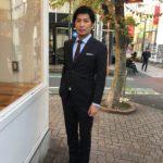 【レポート①】メンズ向けジェケット・スーツオーダー会